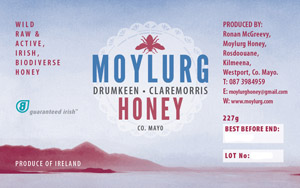Moylurg Honey Claremorris